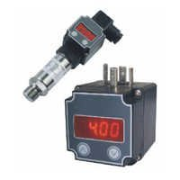 Integral Display for Pressure Transmitter