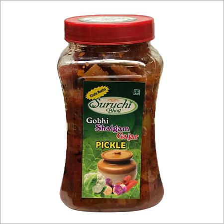 Gobhi Shalgam Gajar Pickle