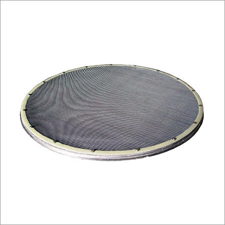 Standard Screen Ring with Wire Mesh