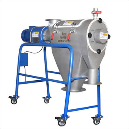 Advanced High Throughput Centrifugal Sifter