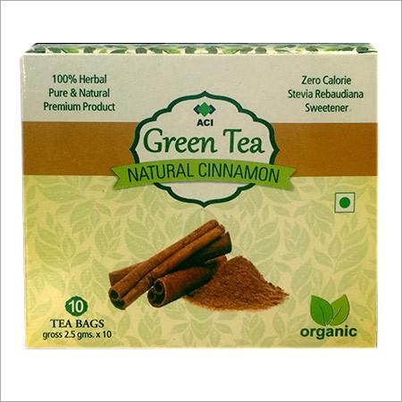 Green Tea Cinnamon