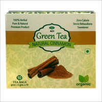 Green Tea Cinnamon