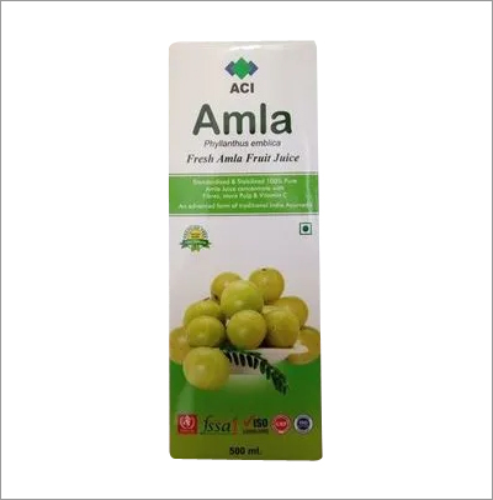 Natural Amla Juice