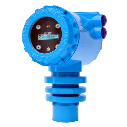 Ultrasonic Level Transmitter - Non contact continue