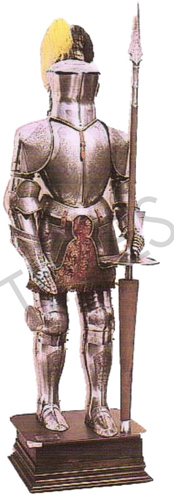 Fighting Decorative Armour