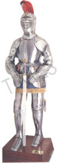 Medieval Full Body Decorative  Armour