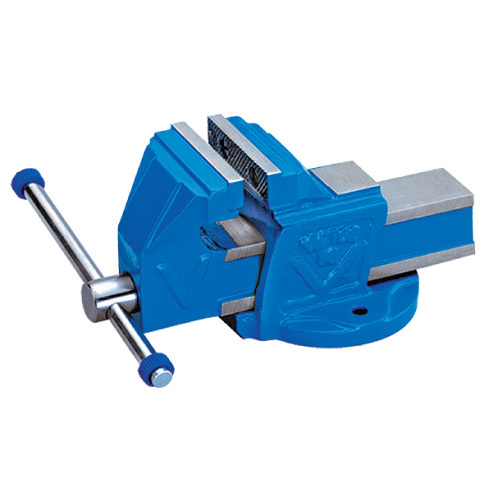 S.G. Iron Bench Vice Fixed Base
