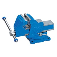 S.G. Iron Bench Vice Swivel Base