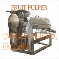 SS Fruit Pulper