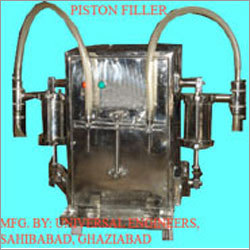 Piston Filler Machines