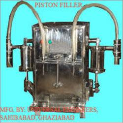 Piston Filler Machines