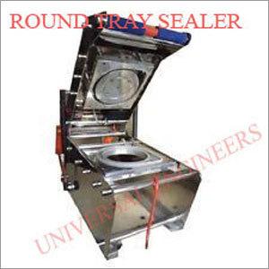 Round Tray Sealer