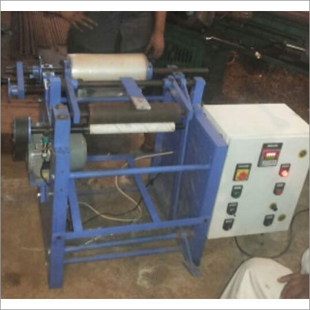 Aluminium Foil Re-Winders Machine