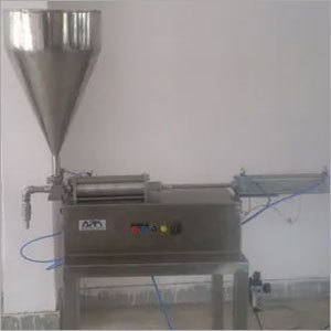 Piston Filler (Pneumatic Type)