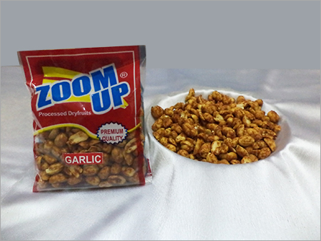 Garlic peanuts
