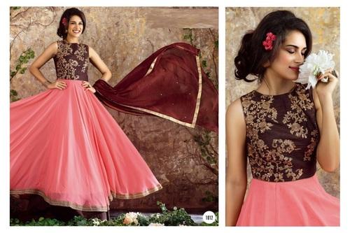 Shop Designer Indo Western Salwar Kameez Online