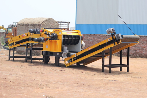 Heavy Duty Agri Waste Chipper