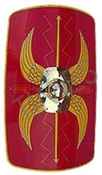 Medieval Armour Shield