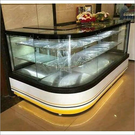 Square Display Counter
