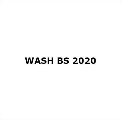 Wash BS 2020