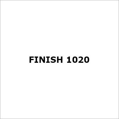 Finish 1020