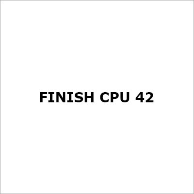 Finish Cpu 42
