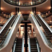 Commercial Mall Escalator