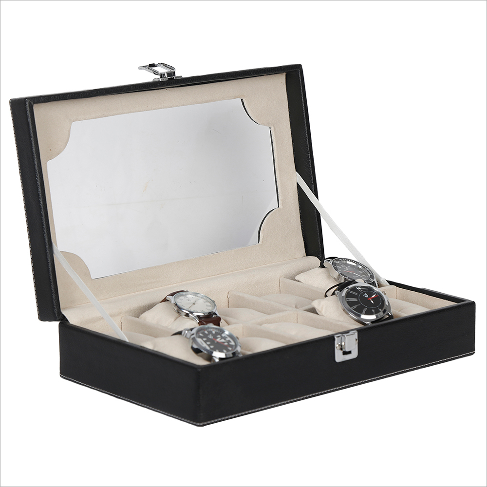 Watch Box for 10 Watch Slots