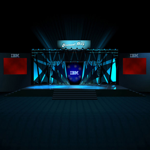 Stage Designing Service