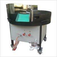 Semi Automatic Full Cooked Chapati Making Machine