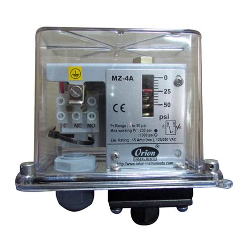 Pressure Switch MZ-A series