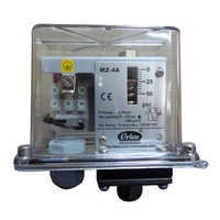 Pressure Switch MZ-A series