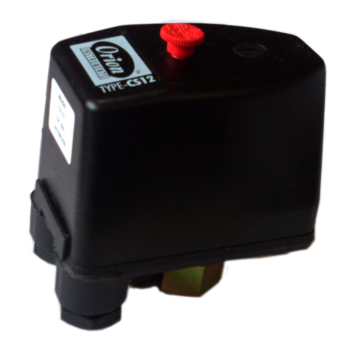 Pressure Switch for Air Compressor - CS12 series