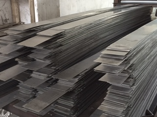 SS Patta for Steel Products & Components