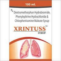 Xrintuss 100ml Syrup