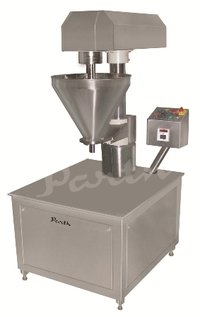 Semi Automatic Auger Type Powder Filling Machine