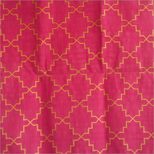 Cotton Gota Zari Rugs