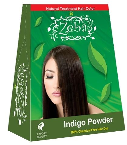 Zeba Natural Indigo Powder