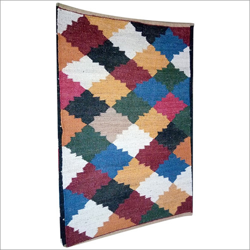 Jute Multi Colour Rug