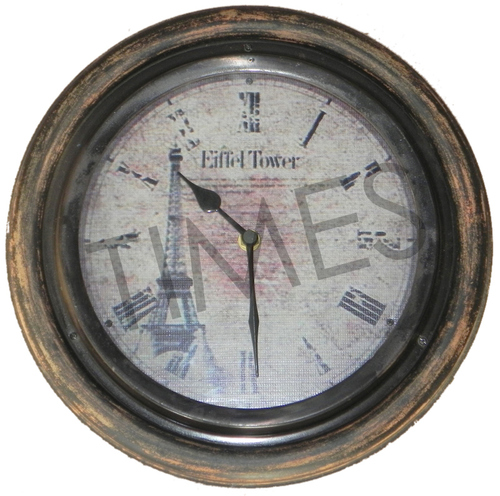 Antique Decor Wall Clock