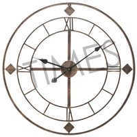 Wheel Wall Clock