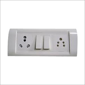 Dual Switch With Socket