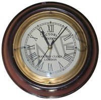 Nautical Railway Clock