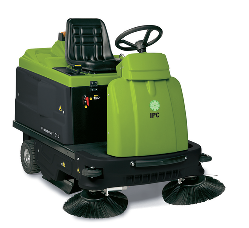 Ride On Sweeper ( 105 Liters)
