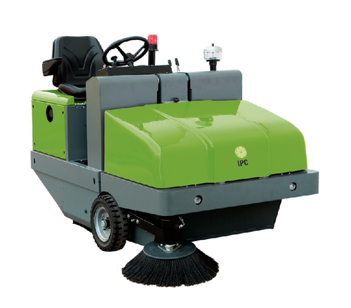 Ride On Sweeper ( 350 Liters)