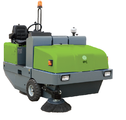 Ride On Sweeper ( 500 Liters)