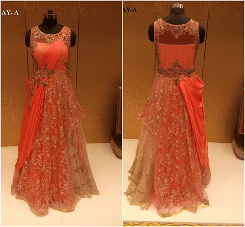 Designer Party Wear Gown Shopping Online