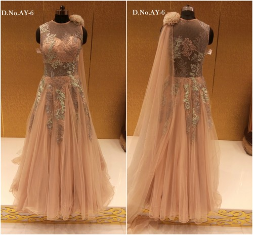 Shop Party Wear Designer Gown Online