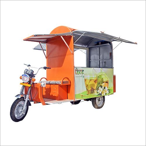 Electric Food Cart