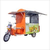Electric Food Cart